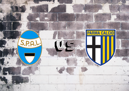SPAL vs Parma  Resumen