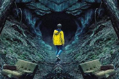 Dark, Oldie nerd, série, Netflix, entrada da caverna