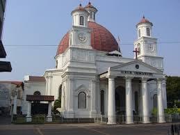 gereja imanuel semarang
