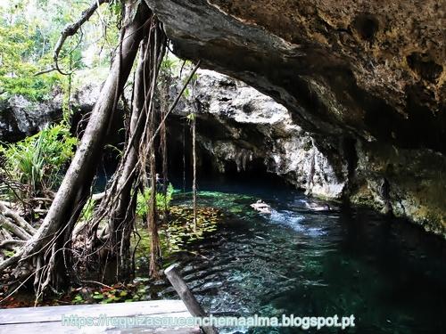 Cenote Sac Actun