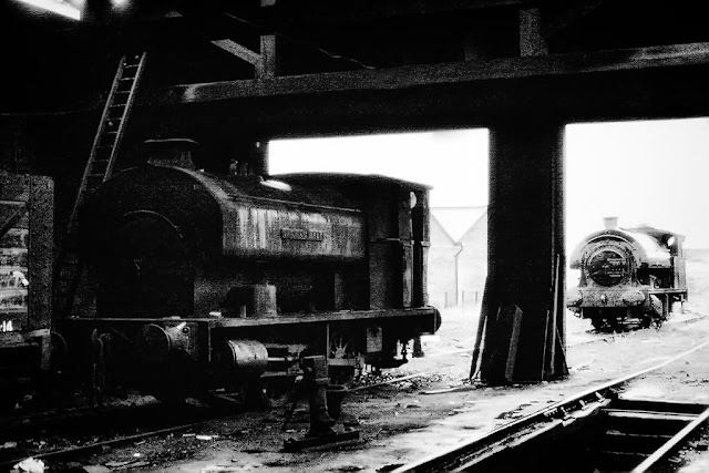 William Pit Loco Shed, Whitehaven