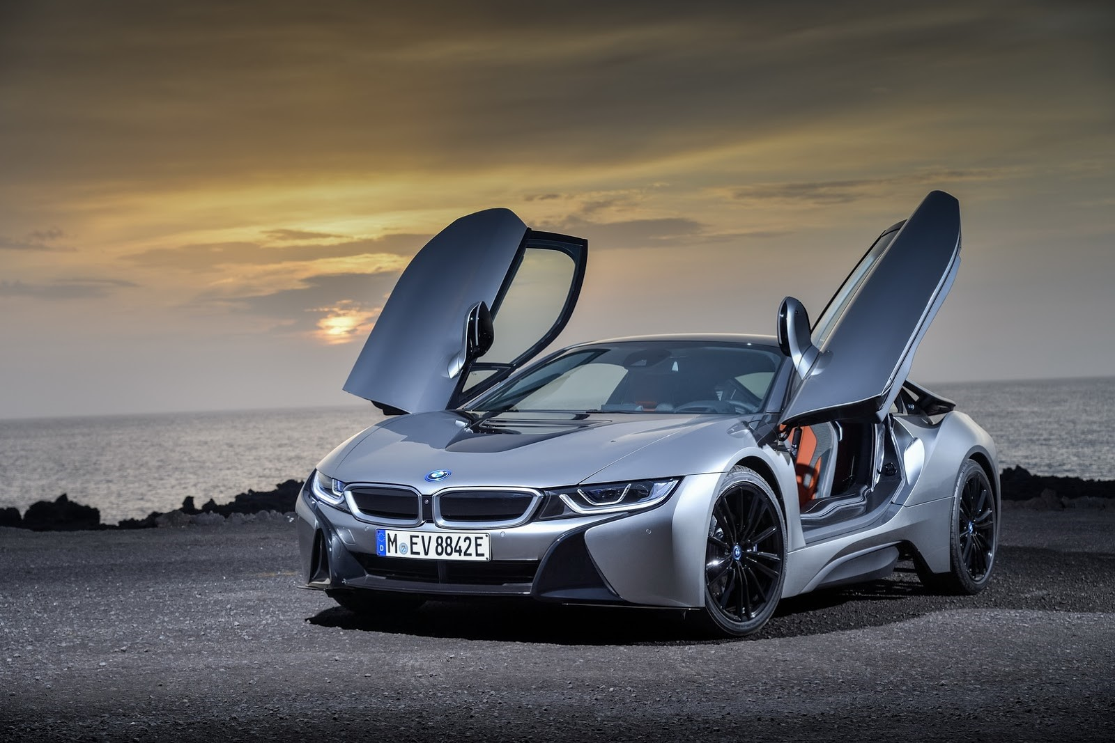 Two Bmw Models Will Celebrate Their World Premiere At The 2018 Detroit Auto Show Between January 14 28 Updated I8 Coupe And New X2 Small Crossover