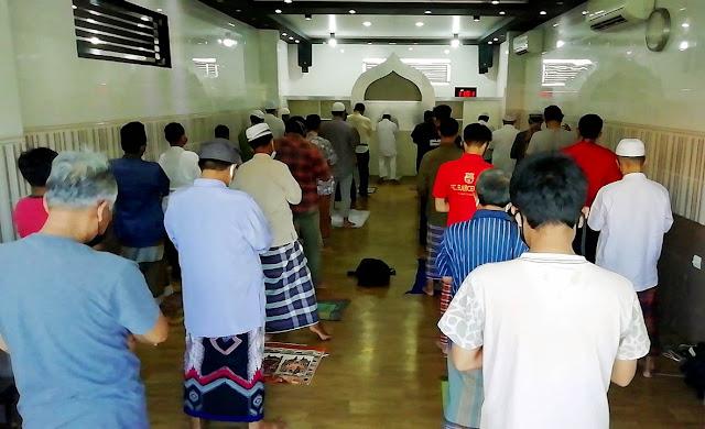 Wow..! Hadiah Motor Baru untuk yang Rajin Shalat Subuh di Masjid Ini