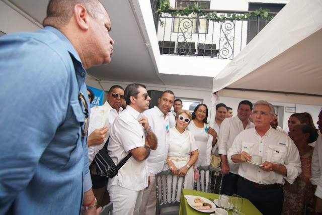 Parlamentarios prometen acompañar gestión del alcalde José Bermudez Cotes