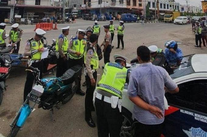 Operasi Patuh Jaya 2020, Ini Jenis Pelanggaran yang Ditindak Polisi