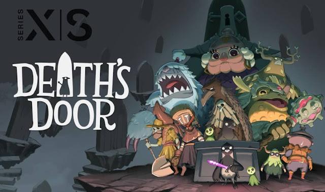Trailer del juego DEATH´s DOOR XBOX