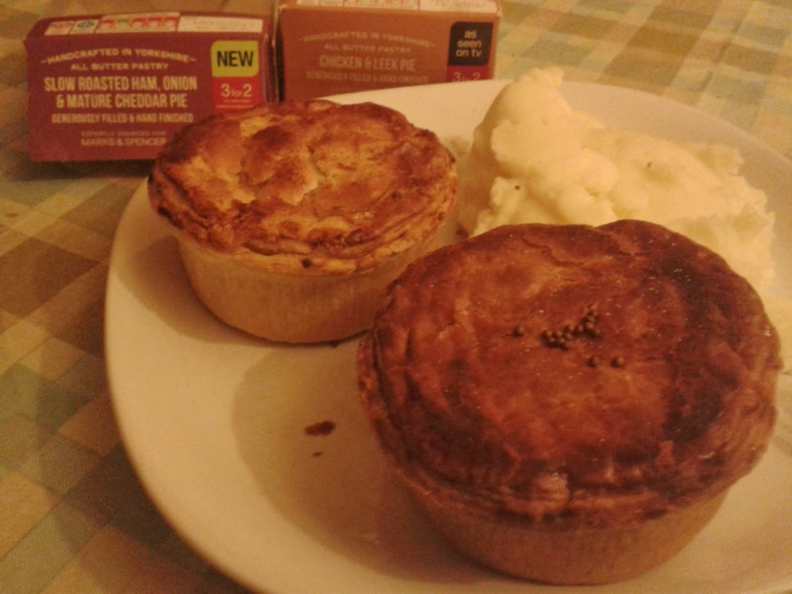 Pierate - Pie Reviews: Have Marks and Spencer got the Pie ...