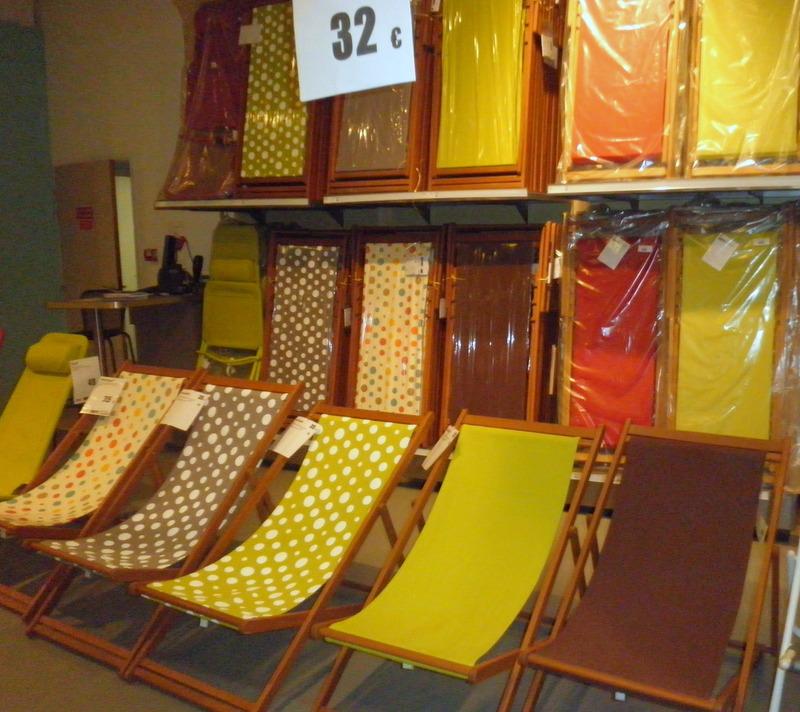Jardins Clairière: New Garden Furniture at Alinea