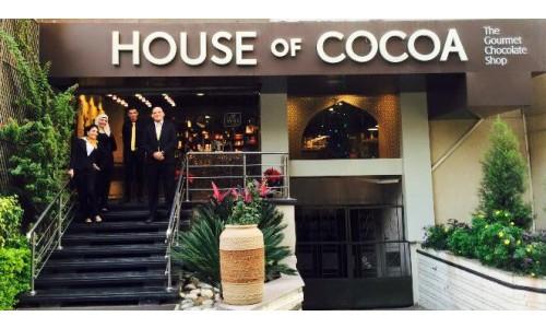 أسعار منيو ورقم وعنوان فروع هاوس اوف كاكاو house of cocoa