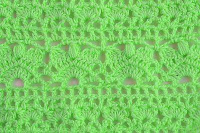 5 - Crochet Imagen Combinación puntadas de crochet por Majovel Crochet
