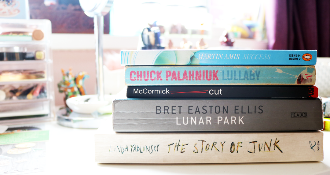 What I've Been Reading Lately: May Books Roundup