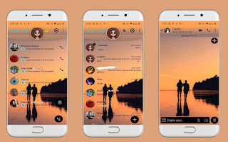 Caupal Love Theme For YOWhatsApp & Fouad WhatsApp By Leidiane