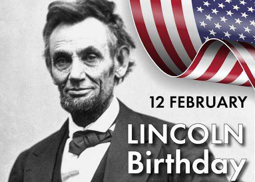 Abraham Lincoln's Birthday Wishes Sweet Images