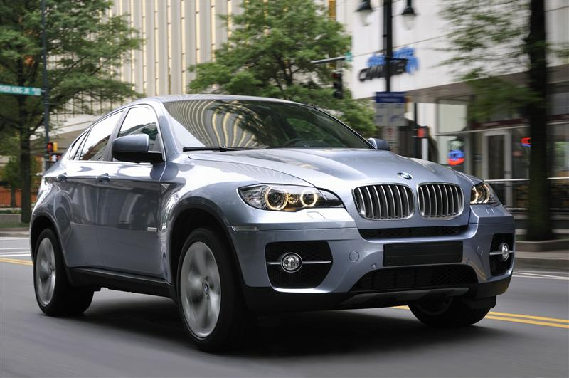 2010 Bmw X6 Activehybrid Car Report