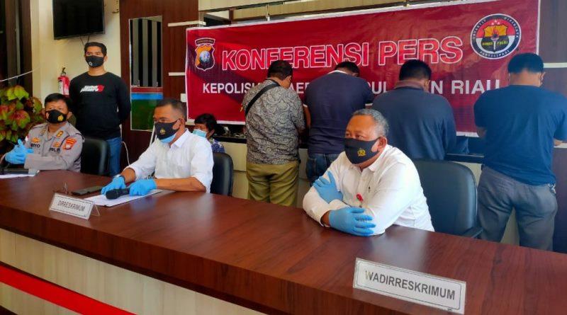 Polisi Tetapkan Oknum 2 Satpol PP dan Satu Pekerja Kontrak Dinsos Tersangka Pemerasan Pengemis di Batam