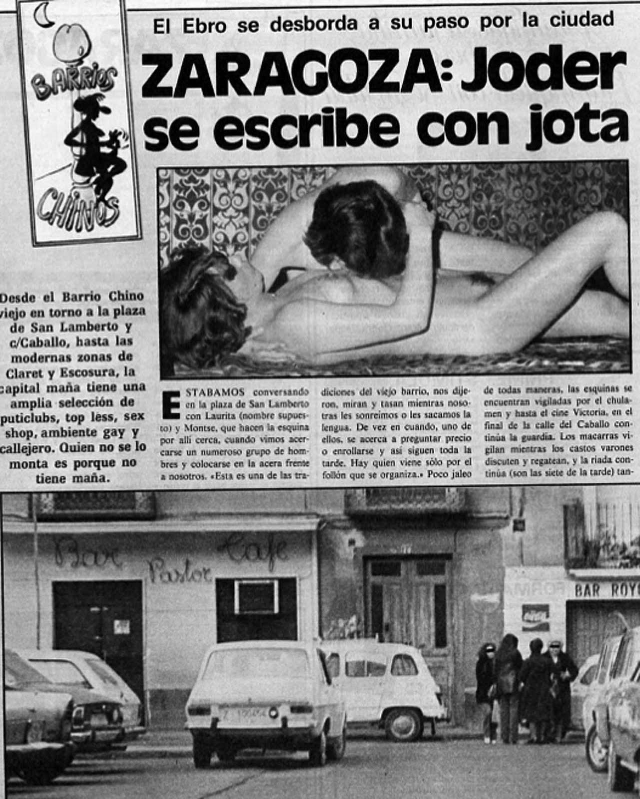prostitutas holandesas zaragoza prostitutas