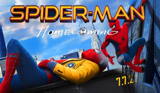 Download Spider-Man Homecoming 2017 BluRay HD Movies Sub