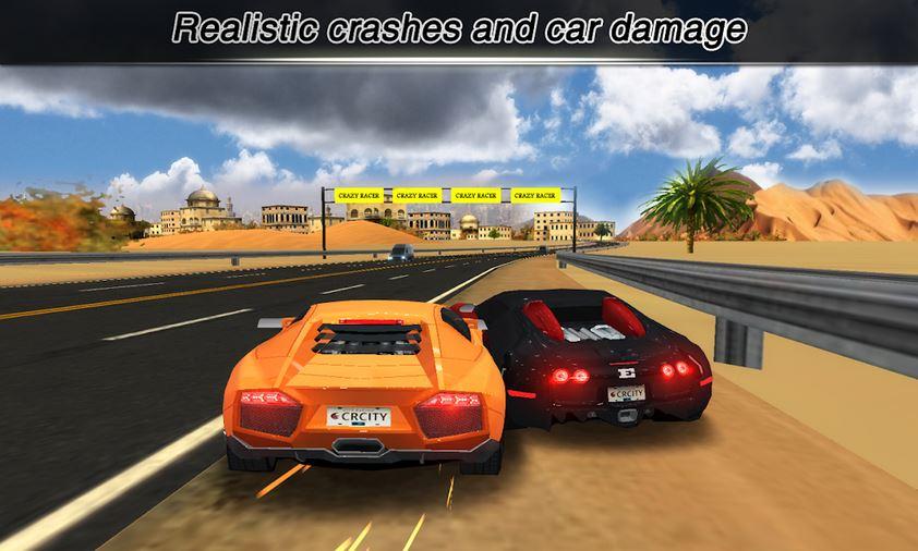 download City Racing Lite Mod Apk [Unlimited Money] Terbaru 2020 3