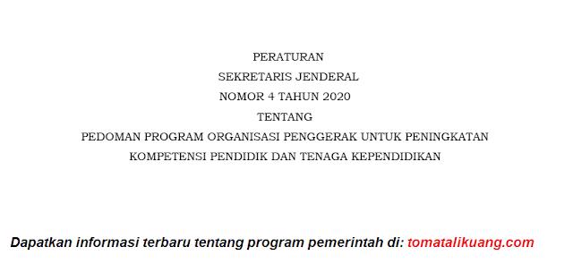 pedoman program organisasi penggerak (pop) kementerian pendidikan dan kebudayaan kemendikbud tomatalikuang.com