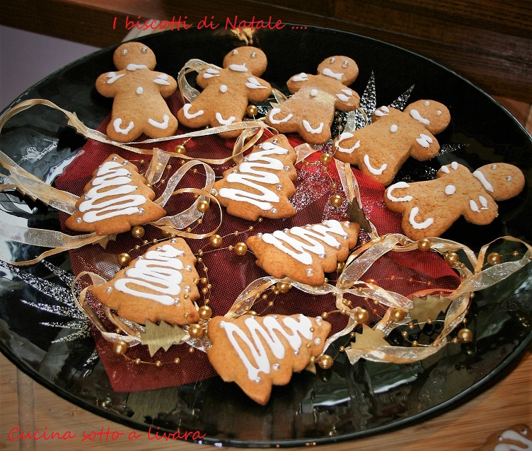 Sara Cucina Biscotti Di Natale.Biscotti Di Natale Cucina Sotto A Livara