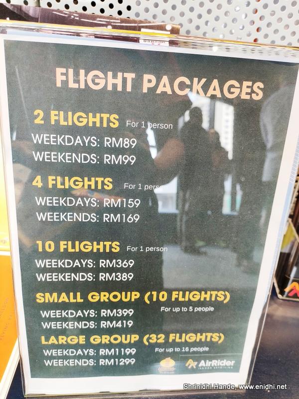 60% Cheaper Indoor skydiving @ 1 Utama mall Kuala Lumpur