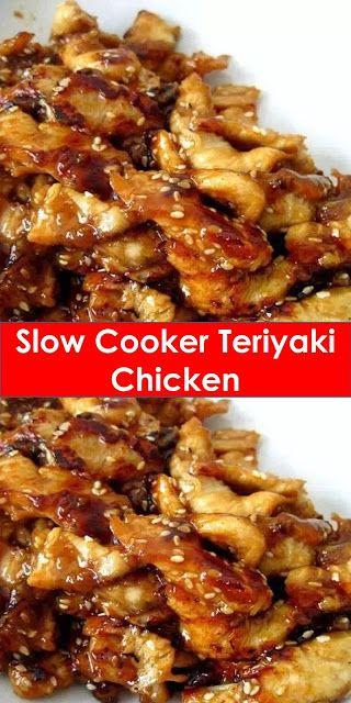 #Delicious #Slow #Cooker #Teriyaki #Chicken