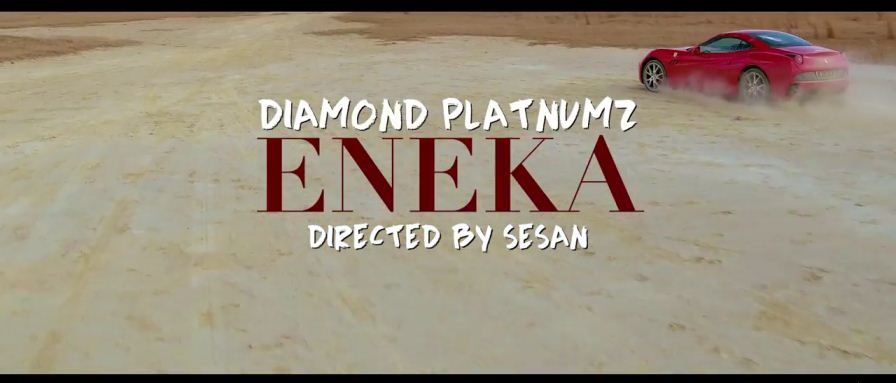 New VIDEO: Diamond Platnumz - Eneka | Download Mp4