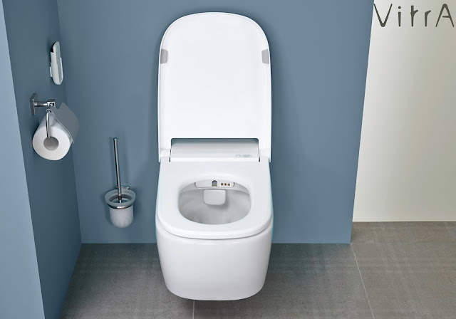 VitrA launches V-care smart WC pan