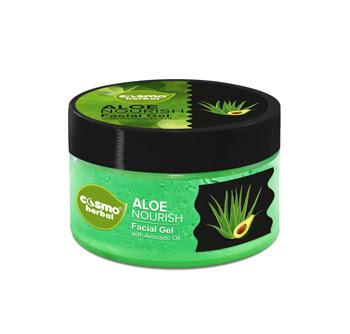 Aloe Vera face mask & gel