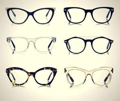 Óculos de Grau Feminino Tom Ford