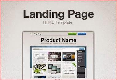 10 Mẫu Template landing page blogspot cũ đẹp