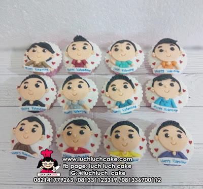 Cupcake Orang Cowok