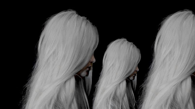 Premature white hair is a symptom of what dangerous disease