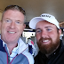 Selfie Time With Leader Shane Lowry. The Happiest Man At The Honda Classic