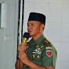 Danrem 141/Hadiri Giat Tauziah Sinergitas TNI-Polri  Bersama Personil dan PNS