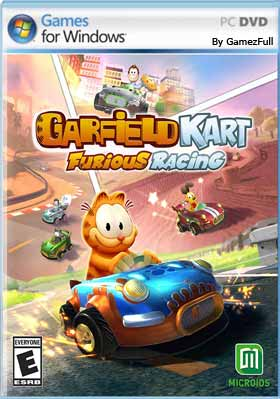 Garfield Kart Furious Racing pc por mega y gdrive