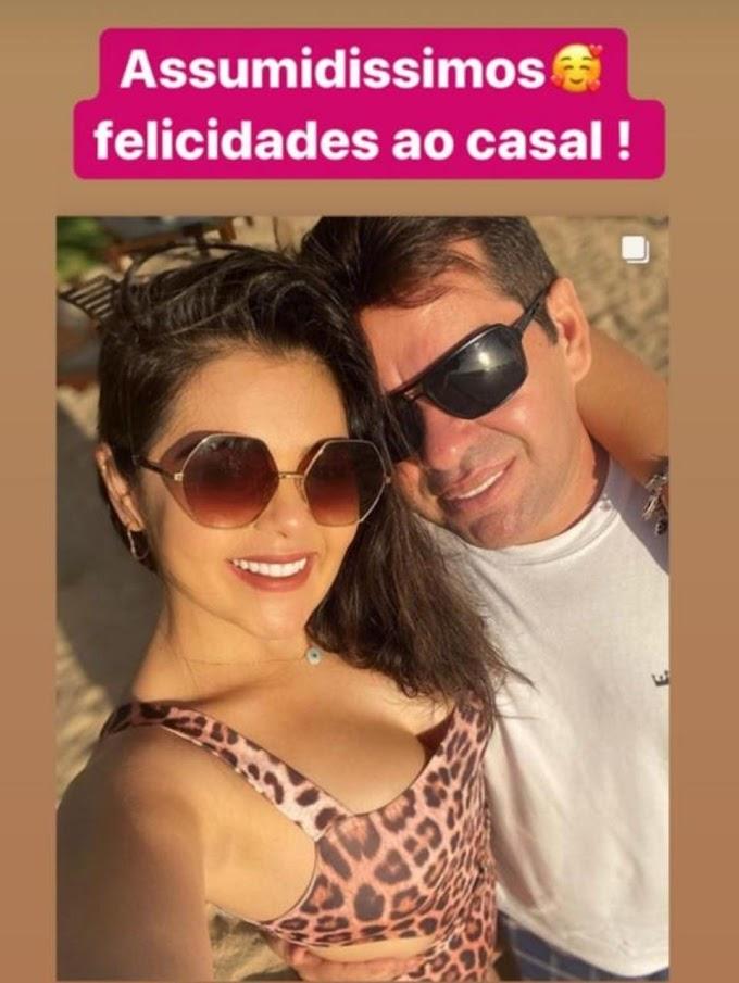DESTAQUE - Empresário Adelson Filho e Digital Influencer Loyse Vasconcelos assumem relacionamento badalado nas redes sociais