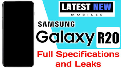 Samsung Galaxy R20 full specifications