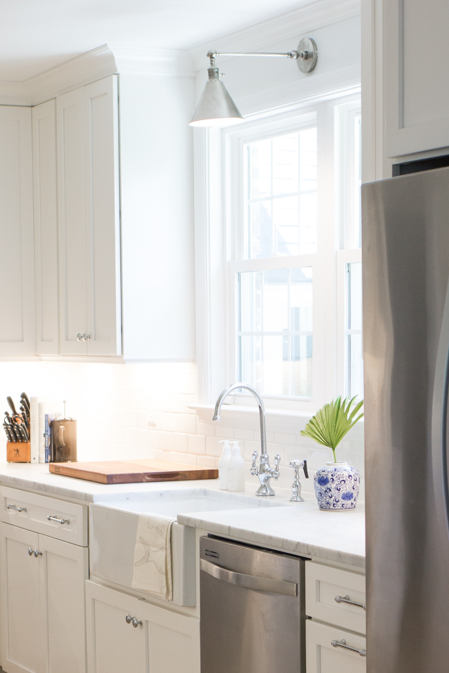 kitchen reveal - Holy City Chic
