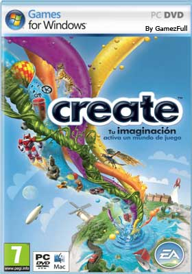 Create (2010) PC Full Español