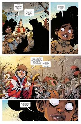 Review del cómic Middlewest Vol.2 de Skottie Young - Norma Editorial