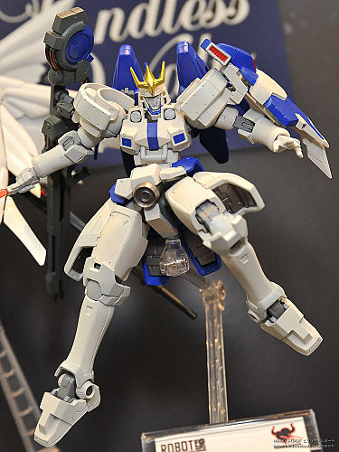 Tumacher Gunpla Inochi Robot Damashii Wing Gundam Zero Custom Ew June Release 3800 Yen