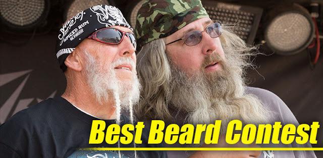 Best Beard Contest