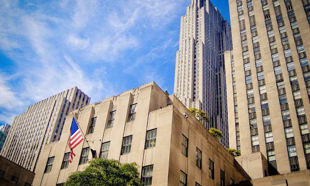 Rockefeller Centre em Nova York