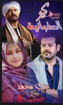 رواية كبير الصفوانية - زينب محمد