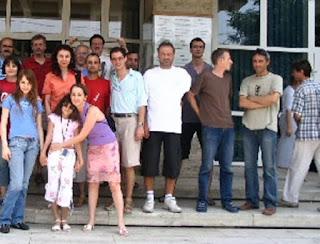 Poza de grup Timisoara 2006