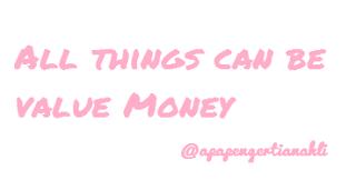 Pengertian Uang & Fungsi Uang