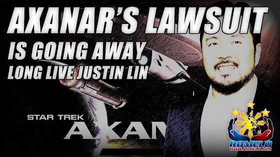 Axanar Lawsuit Is Going Away ★ Long Live Justin Lin