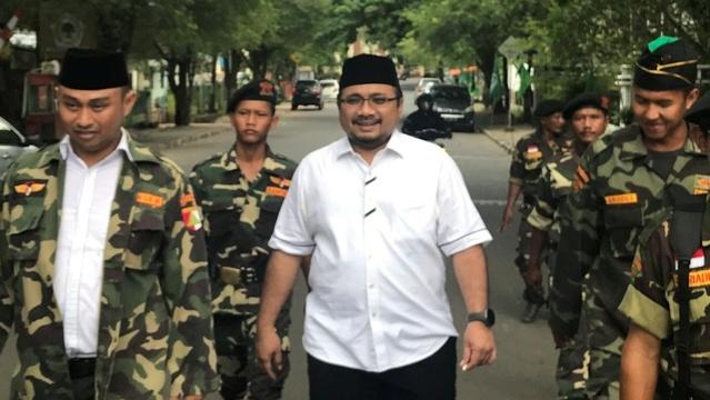 Yaqut Ingin Indonesia Jadi Barometer Negara Islam Dunia