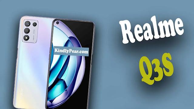سعر ومواصفات Realme Q3S